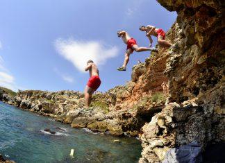 Любимите ни места за скачане
