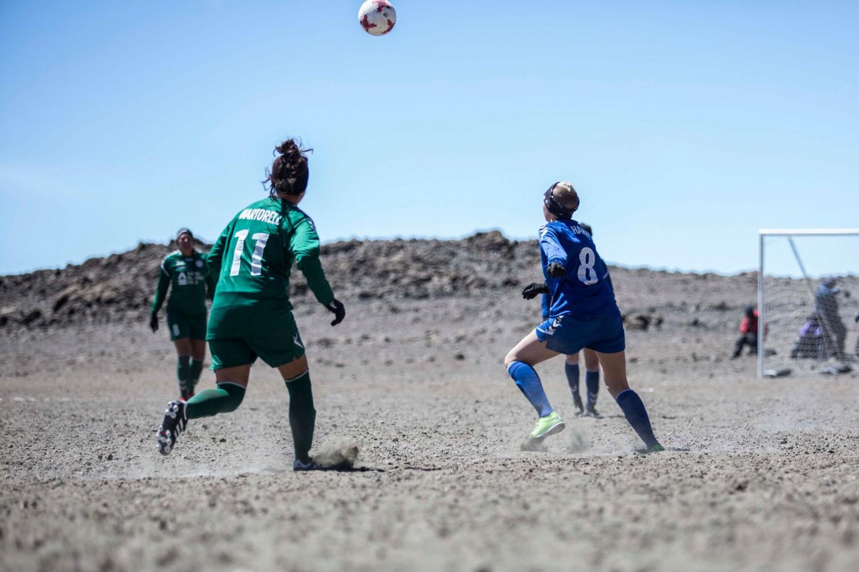 Футболен мач на Килиманджаро
