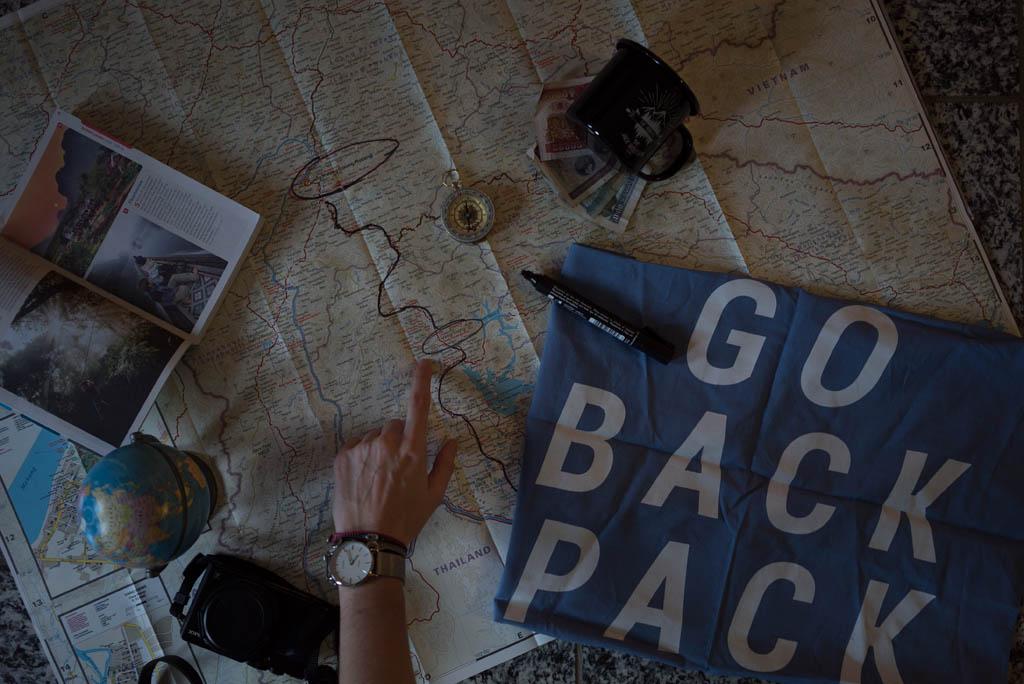 #GoBackpack