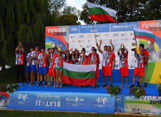 Световно по рафтинг за младежи и девойки