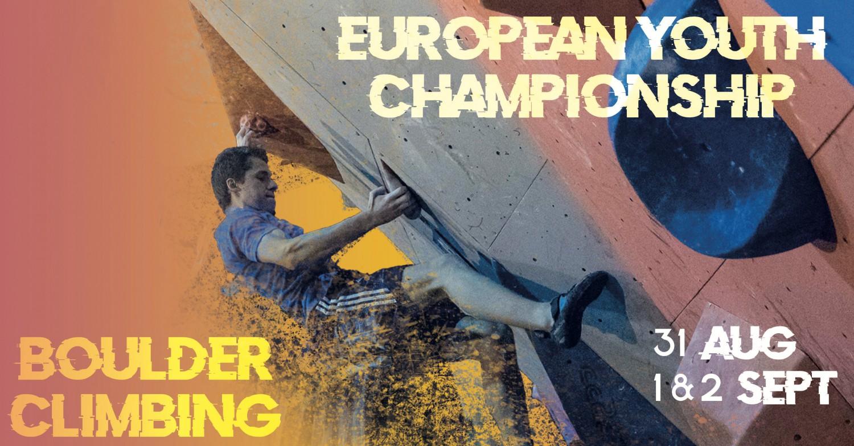 Европейско първенство по боулдър за юноши и девойки