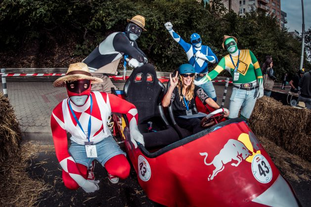 Red Bull Soapbox 2018