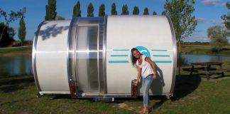 Телескопична каравана