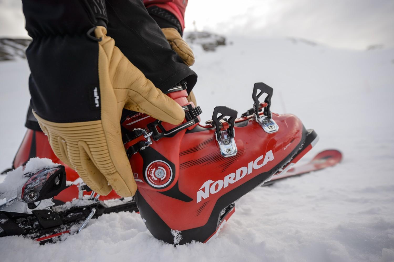 Как да изберем ски обувки