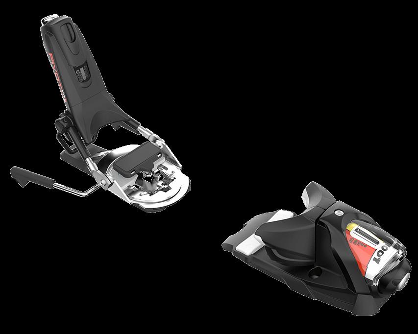 Автомати за ски Faction X Look Pivot 14 Dual wtr 95 black 2019