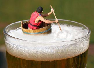 бира след спорт