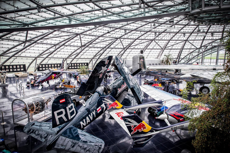 Летящите бикове на Red Bull