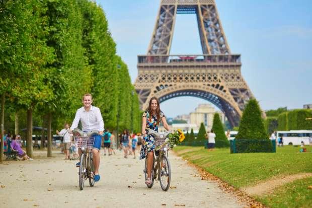 властта на велосипедите