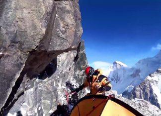 Опит за първо зимно изкачване на К2