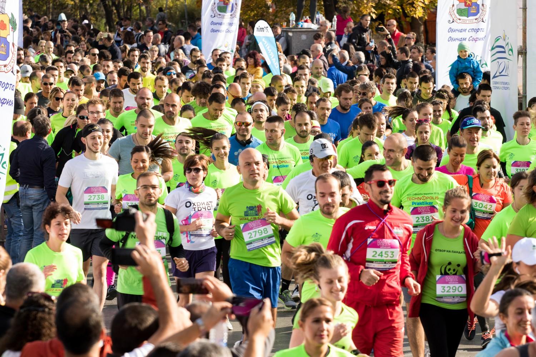 маратон София 2019