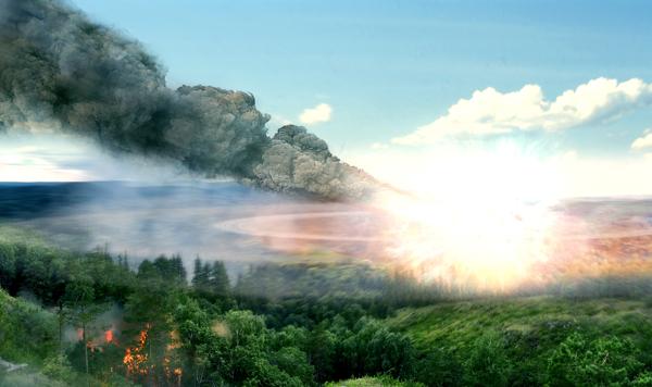 Как да си запалим огън сред природата