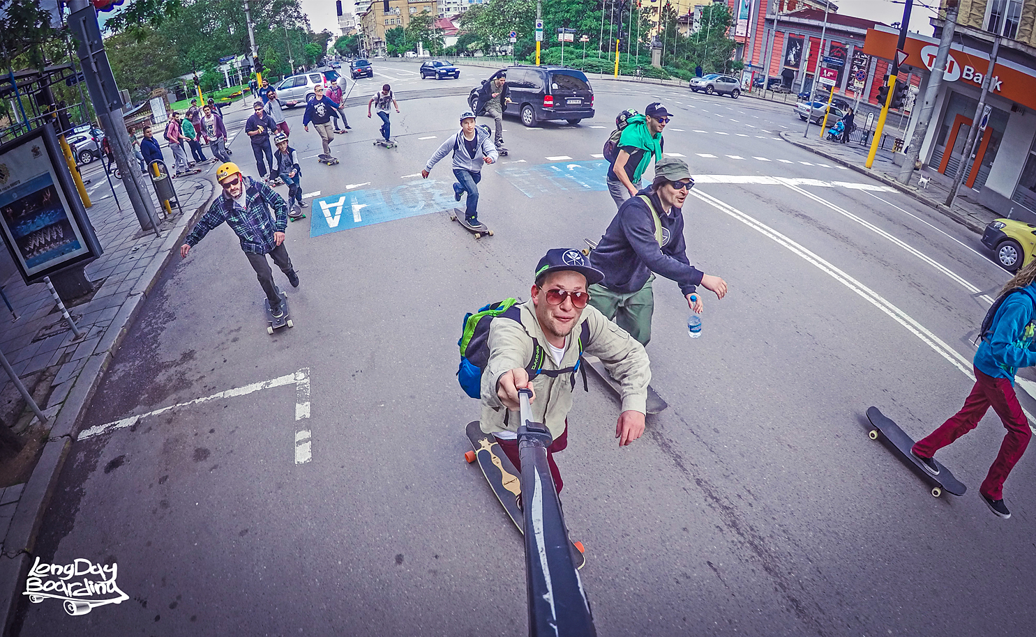 The Longboard Meeting of the Year V.8.0