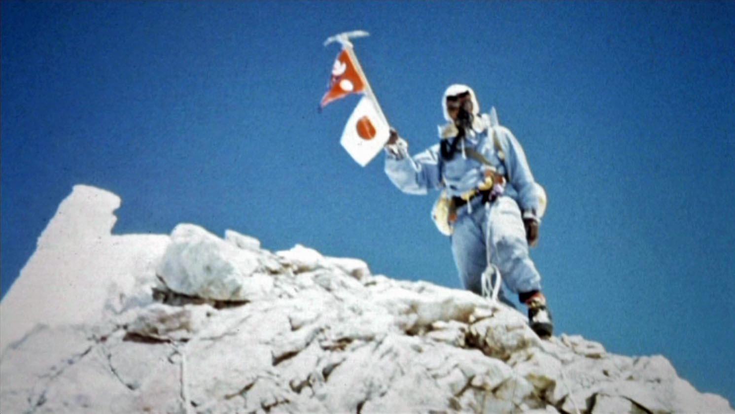 Първото изкачване на Манаслу
