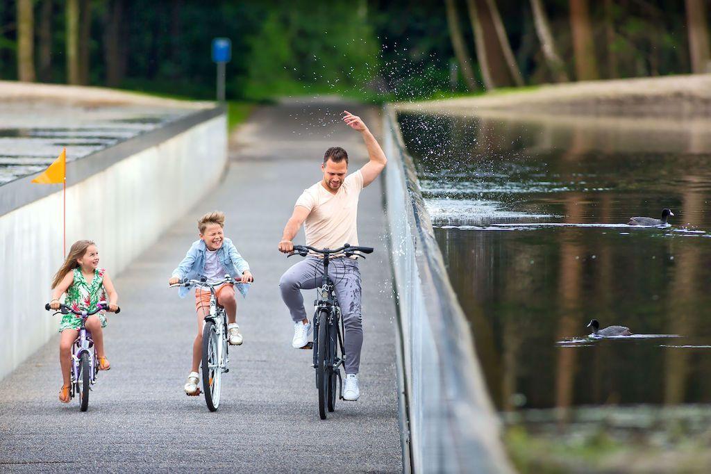 Потопените пътеки на Белгия