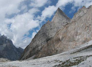 Нов маршрут към връх Найсер Брак