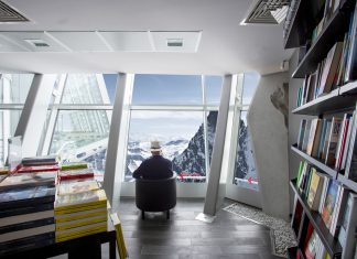книжарница под монблан