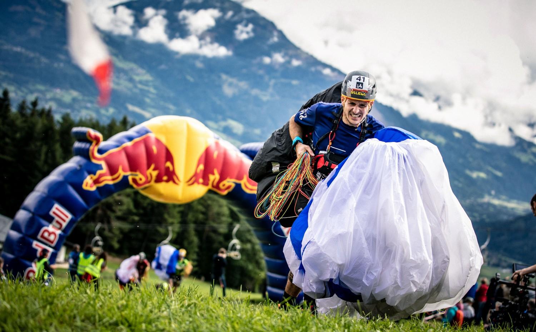 Red Bull Dolomitenmann