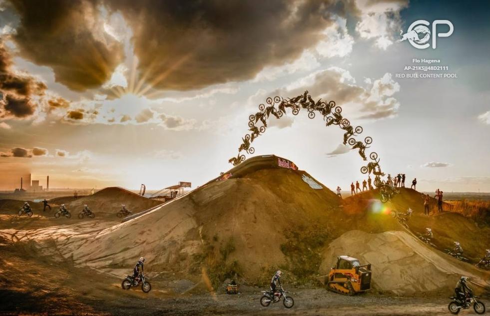 снимка: Flo Hagena / Red Bull Content Pool