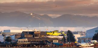 електрически самолет Harbour Air