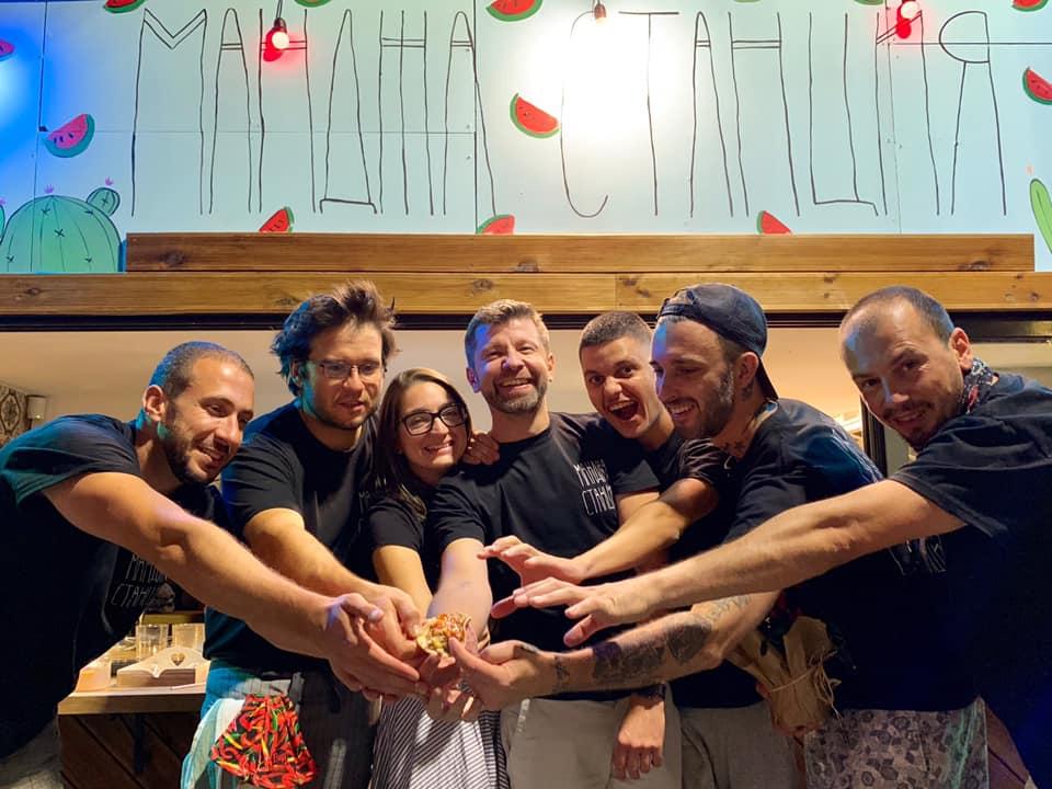 Манджа Crew