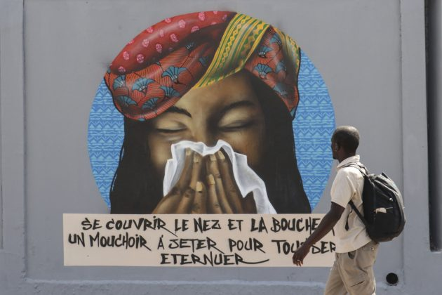 Senegal Street Art
