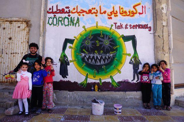 Syria Street Art