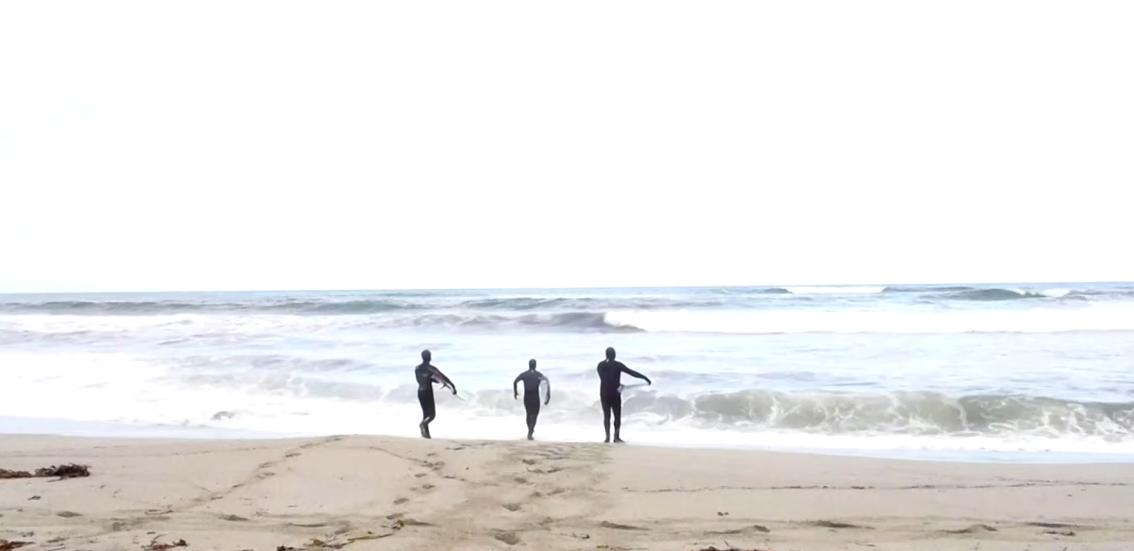 сърф на Лофотен