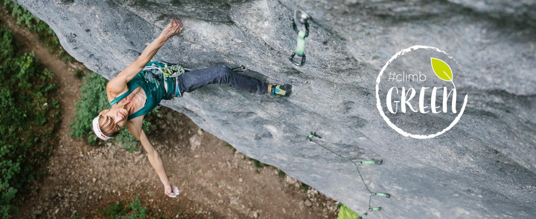 Edelrid Climb Green