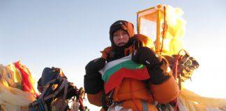 Петя на Еверест