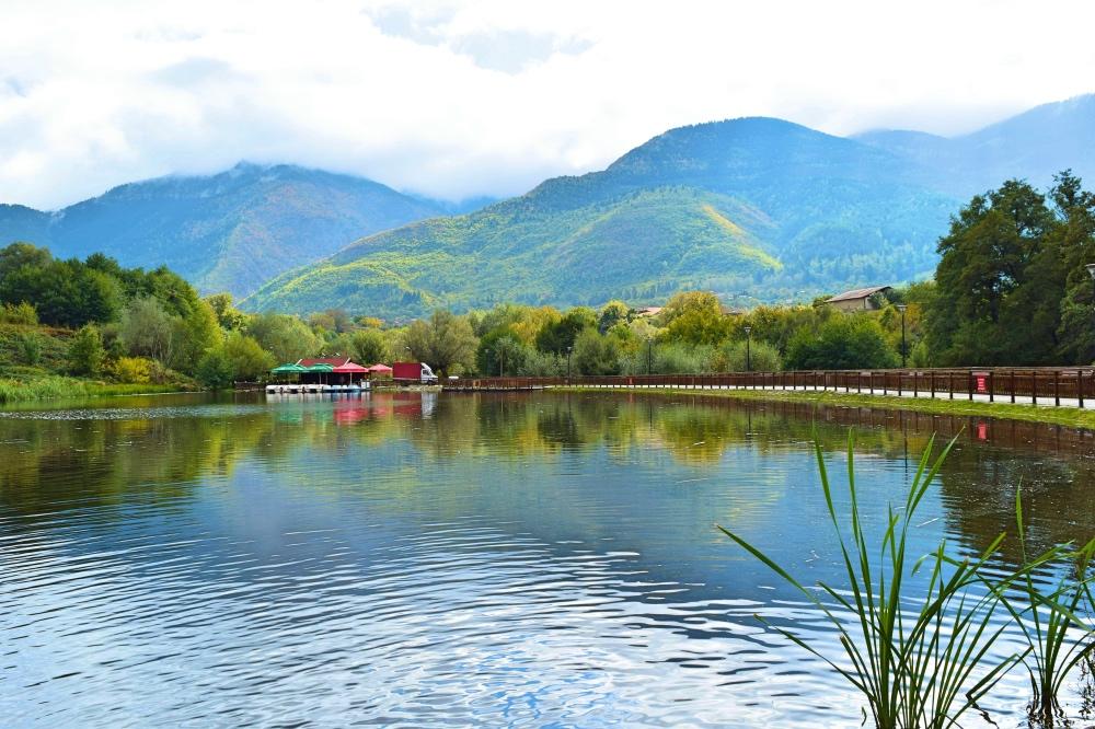 Снимка от огледа на локацията в гр. Дупница.