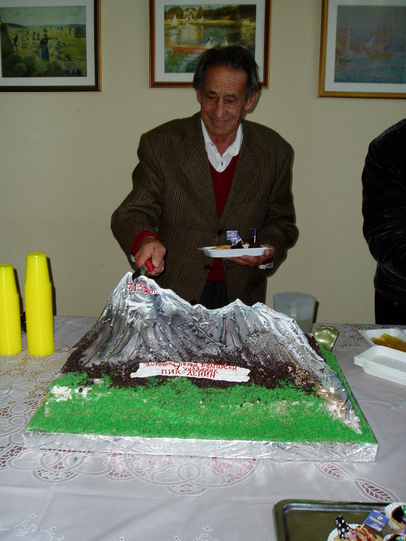Джиджи на тортата