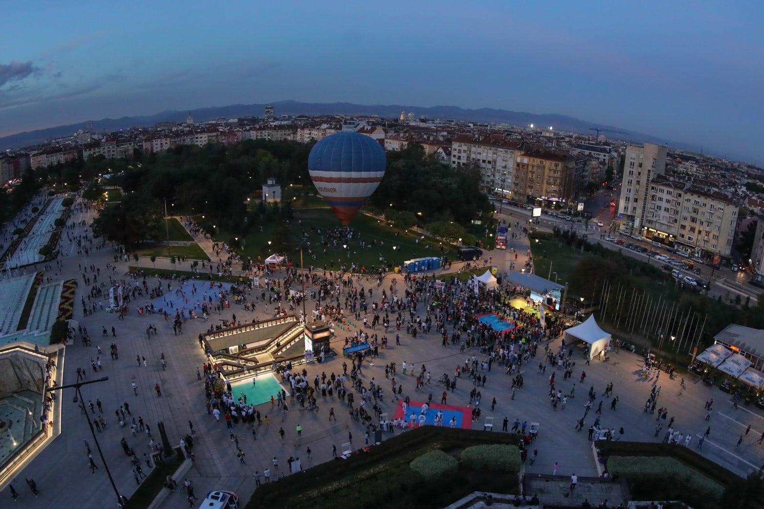 Снимка: Европейска столица на спорта/Facebook