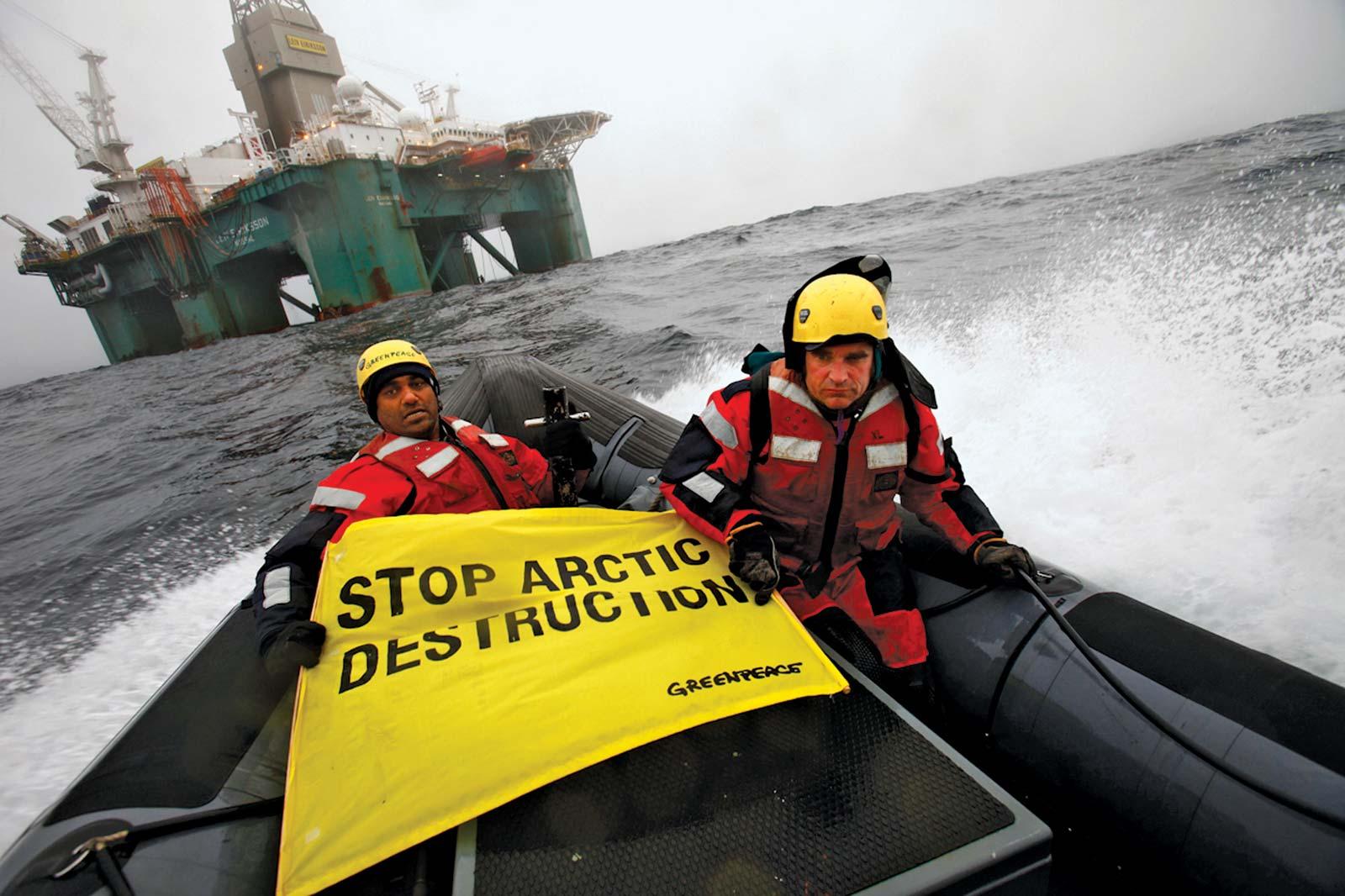 Jiri Rezac—Greenpeace International/AP