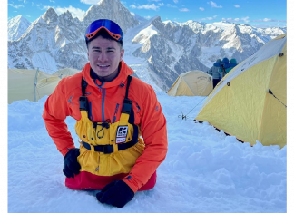 """NL Today - 2 October, 2021 Read Time < 1 Kathmandu: In what is a """"tough task"""" even for experienced climbers, double amputee Rustam Nabiev successfully summited the eighth highest mountain in the world on Saturday morning. The 28-year-old Russian used his hands to pull himself up to the summit of Mt Manaslu standing 8,163 meters, confirmed Mingma G, Managing Director of Imagine Nepal Trek and Expedition. """"This is the first time a double amputee has successfully climbed Mt Manaslu,"""" he told Nepal Live Today over a phone. """"It is not easy to scale Mt Manalu as the summit is steep. The Russian climber made history by successfully climbing the mountain with the help of his hands,"""" said Mingma. Nabiev has already climbed Mount Elbrus, the highest peak in Europe, in 2020. The mountain stands 5,642 meters tall. """"Rustam survived a terrible disaster when his army barracks collapsed on July 12, 2015. Despite being buried under the rubble all night, he was successfully rescued. There was a price, however; he lost both his legs,"""" according to Russia Beyond. This is the first time mountaineers have scaled Mt Manaslu in the autumn season in the last 45 years. The last time, mountaineers scaled the mountain in the autumn season was in 1976. For this season, the government has issued permits to 171 climbers to climb Mt Manaslu. In the meantime, a Canadian mountaineer Brent Seal, 37, lost his life while summiting the mountain early this week. Photos/videos: Rustam Nabiev/Instagram"""