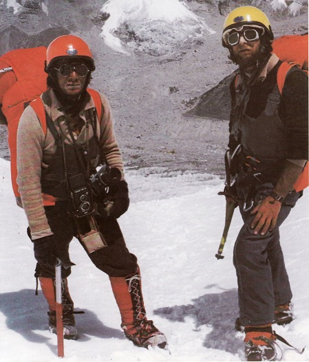 Йежи Кукучка, Еверест